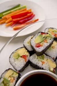 vegetarsushi
